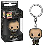 Funko Pocket Pop! Game of Thrones S10 - Davos Vinyl Figure Keychain...