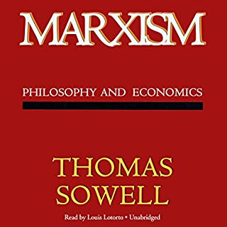 Marxism audiobook cover art