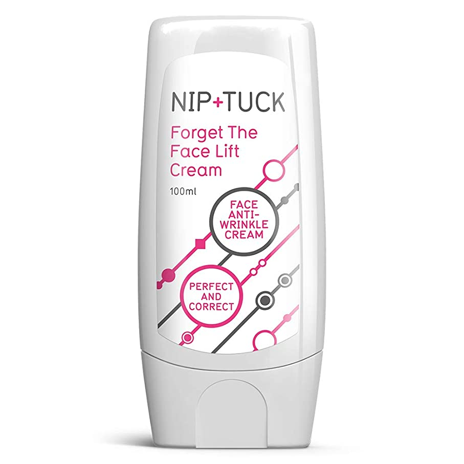 ミント商標ロイヤリティNIP & TUCK FORGET THE FACELIFT CREAM Nippu& takku wa, anchikurinkufeisu& anchirinkurukurīmufāmu& 若く見える肌を