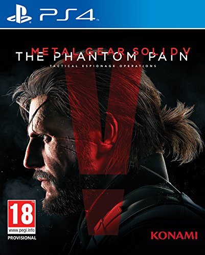 Metal Gear Solid V: The Phantom Pain - Standard Edition - PlayStation 4 - [Edizione: Regno Unito]
