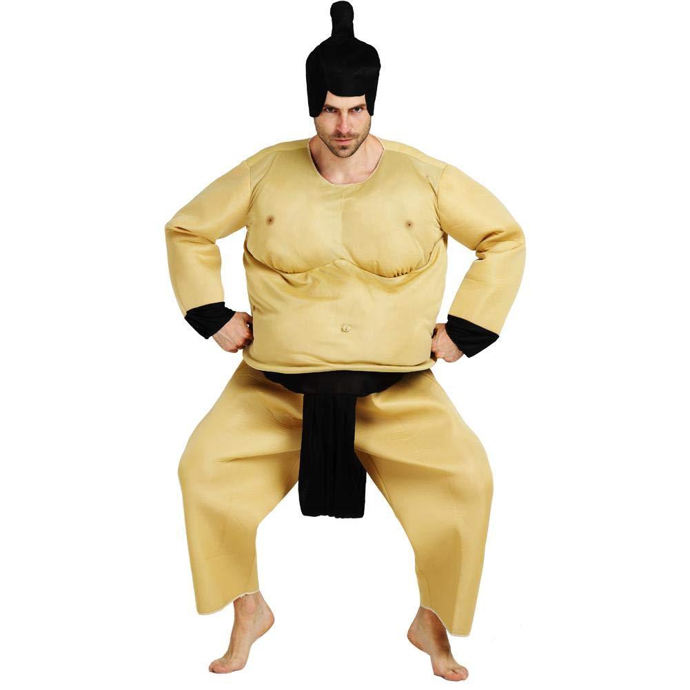 WXGY Disfraces de Sumo inflables Ropa para Adultos Ropa obesa ...