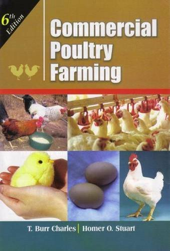 Commercial Poultry Farming by T. Burr Charles (2011-07-01)