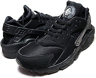 [ナイキ] エア ハラチ AIR HUARACHE black/black-white 318429-003 スニーカー ハラチ ブラック [並行輸入品]