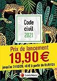 Code civil 2021 - Jaquette Jungle