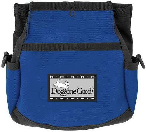 Rapid Rewards Deluxe Dog Training Bag by with Good Special Baltimore Mall price Belt Doggone