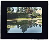 Uplands, Charles Templeton Crocker house, 400 Uplands Drive, Hillsborough, California. Reflecting pool