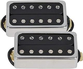 Steg-Pickup und Hals-Pickup für 2 Stück Double Coil Humbucker Tonabnehmer