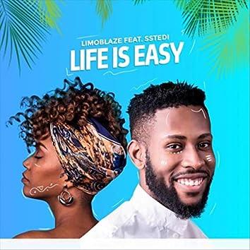 Life Is Easy (feat. Sstedi)
