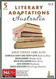 Literary Adaptations Australia (Vol. 2) - 5-DVD Set ( Puberty Blues / Monkey Grip / Don's Party / Dimboola / The Fringe Dwellers ) [ Origen Australiano, Ningun Idioma Espanol ]