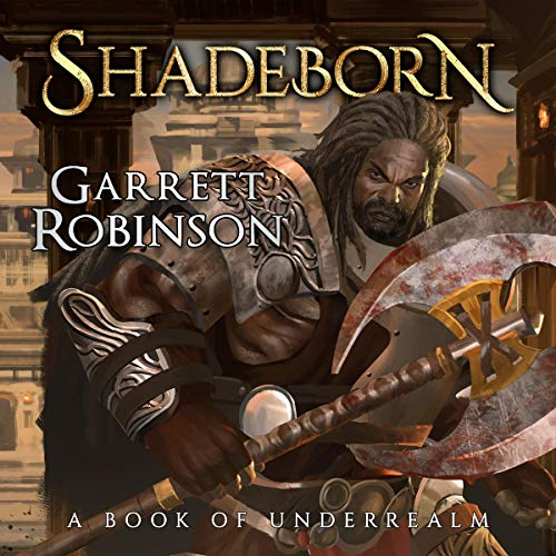 Shadeborn: A Book of Underrealm audiobook cover art