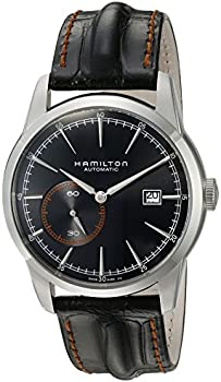 Hamilton Timeless Classic Analog Display Swiss Automatic Men's Watch