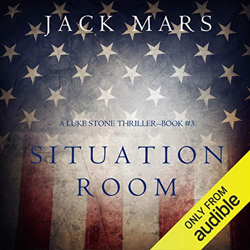 Situation Room audiobook cover art