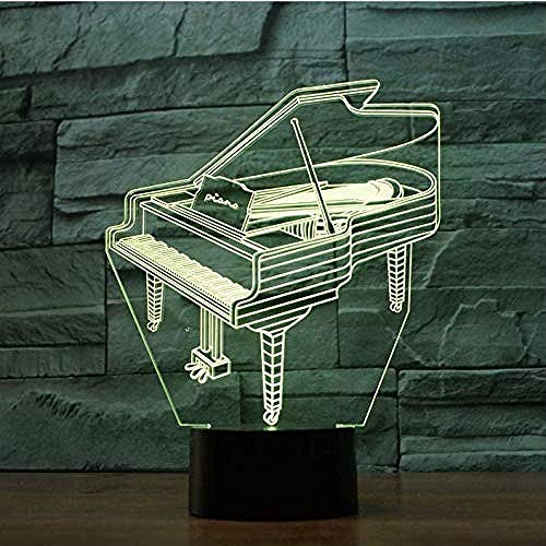 Cute Dog 3D Illusion Lamp For Boys Girls Suitable For Boys And Girls Bedroom Bar Living Room Birthday Christmas Gifts Usb Charging Touch Mode 7 Color Variations