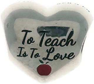 To Teach Is To Love Heart Charm, ENG790137_13