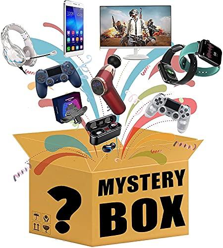 Lievevt Caja misteriosa Cajas de misterios, Cajas de Sorpresa de electrónica Electrónica aleatoria Valor para Dinero Extra con un Regalo Sorpresa.
