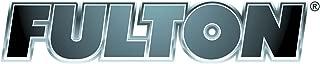 Fulton Fold-Away Weld-On Hinge Kit, 3 x 3-Inch Trailer Beam, Raw Finish, Rating 5000-Pound