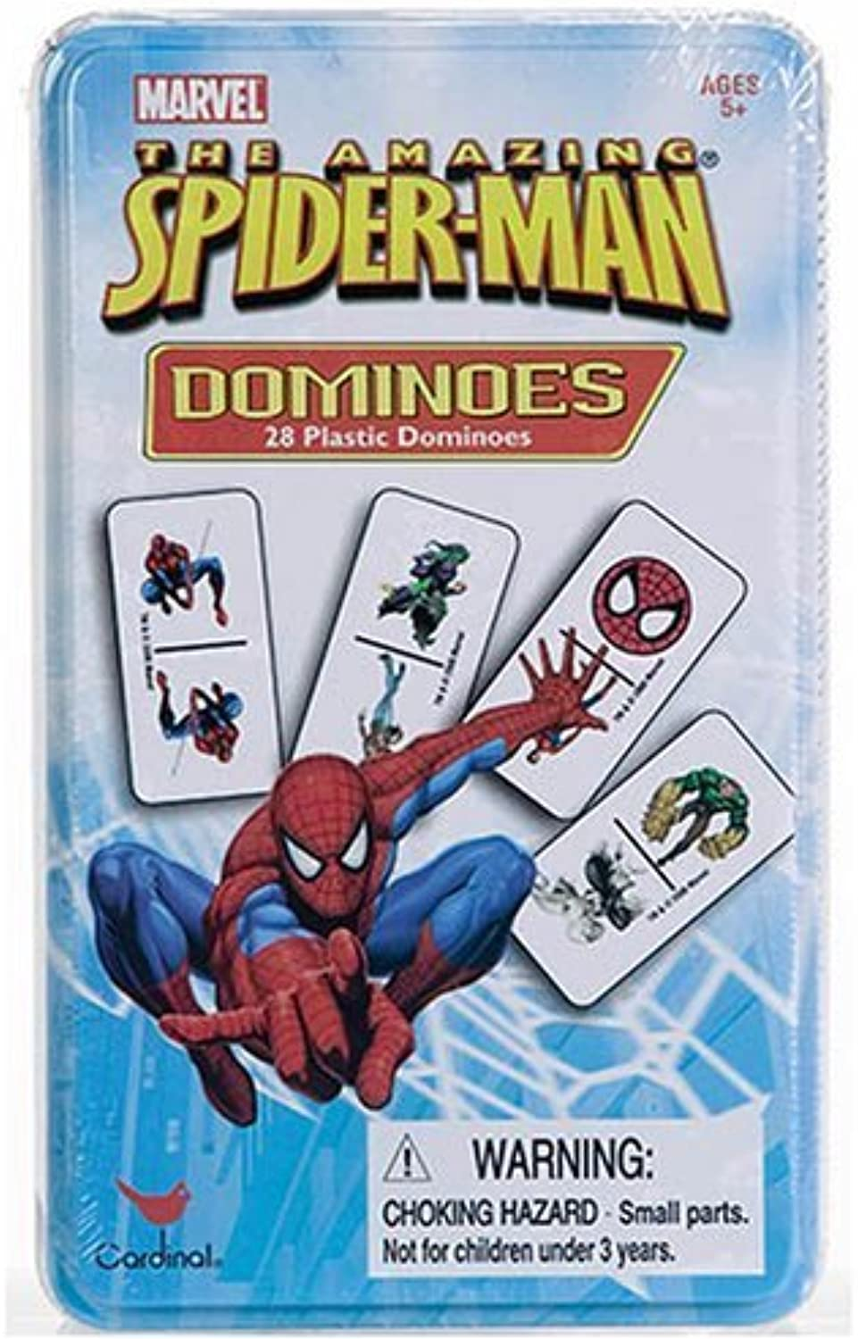 ventas directas de fábrica Marvel THE AMAZING AMAZING AMAZING SPIDERMAN DOMINOES Spider-Man  descuento online