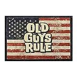 Old Guys Rule...image