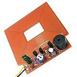 Kits Electrónicos de Detector Metales Bricolaje Desmontaron Módulo de Tablero 3-5V