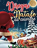 Disegni Natale da Colorare: Album da colorare per adulti antistress speciale Natale   50 fantastici disegni natalizi con mandala di natale   Babbo ... regalo natale per uomini, donne e adolescenti