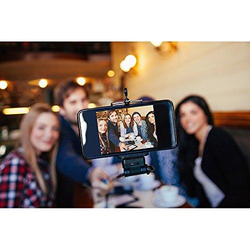 Funzione Stick Selfie B / Zoom di Knox Bluetooth