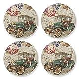 Shutterstock_650615248-01 - Juego de posavasos de corcho para decoración del hogar (4 unidades)