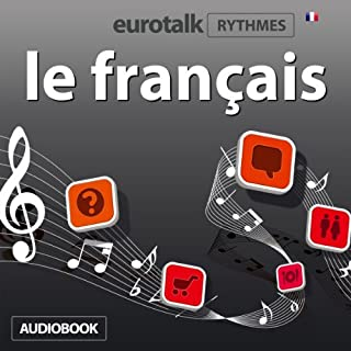 Couverture de EuroTalk Rhythmes le français