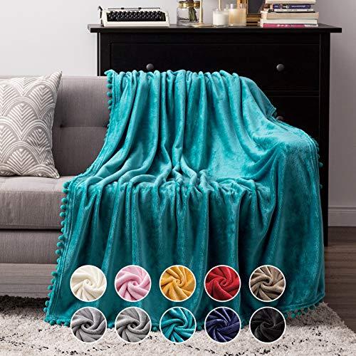 Mantas Cubre Sofas Verde mantas cubre sofas  Marca MIULEE