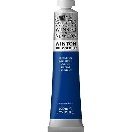 Winsor & Newton Olio Winton 200ml - Blu Ftalo