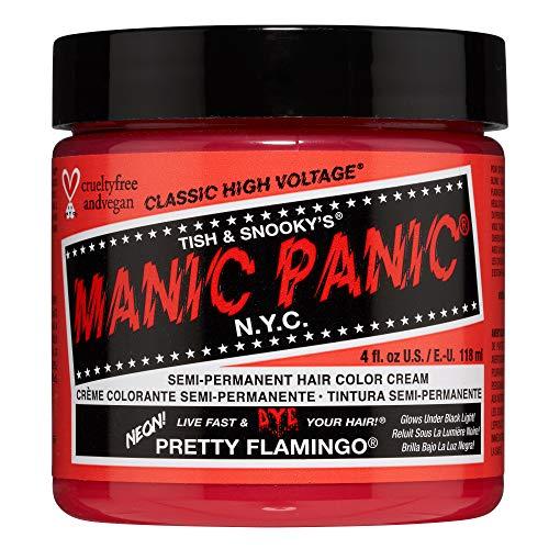 MANIC PANIC Pretty Flamingo Hair Dye Classic