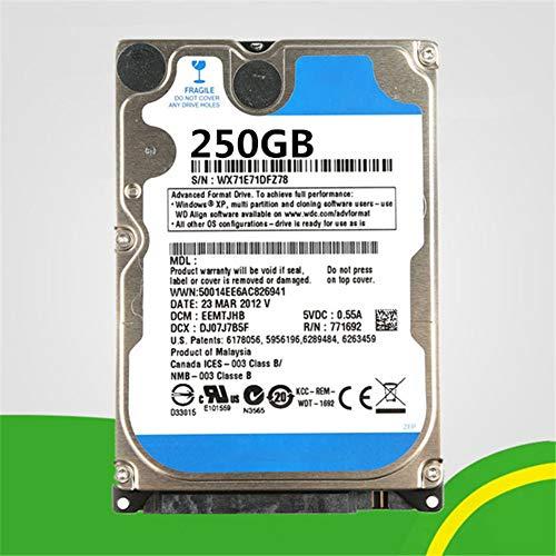 MeterMall PC Harde Schijf HDD 5400rpm Cache SATA 2.5