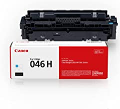 Canon Genuine Toner, Cartridge 046 Cyan, High Capacity...