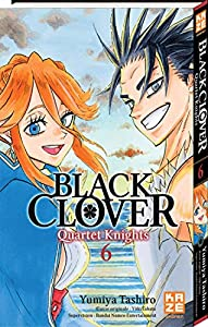 Black Clover - Quartet Knights Edition simple Tome 6