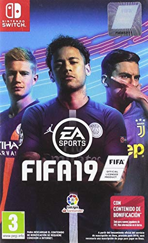 Fifa 19 - Nintendo Switch Michigan