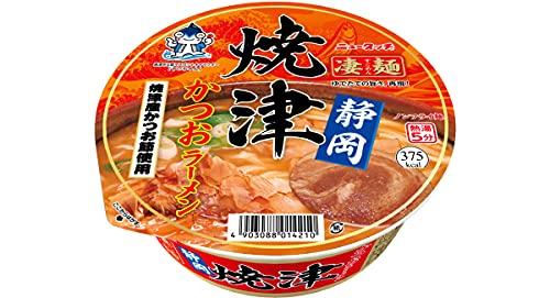 ニュータッチ 凄麺 静岡焼津かつおラーメン 109g ×12個