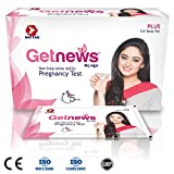 Neclife Getnews One Step Pregnancy Test - Pack of 10