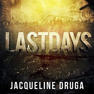 Last Days audiobook cover art