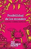 Premio José Emilio Pacheco 2019