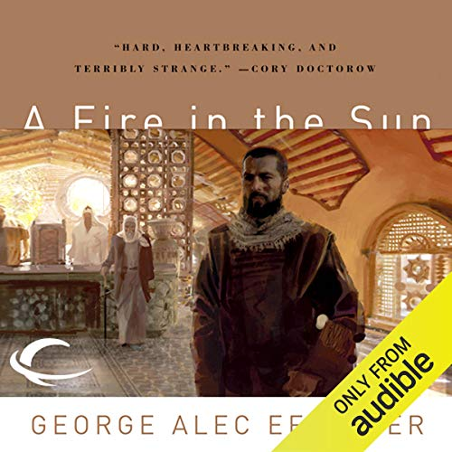A Fire in the Sun cover art