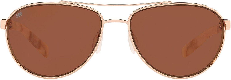Costa Del Mar Fernandina Aviator Sunglasses