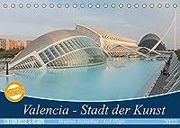 Valencia - Stadt der Kunst (Tischkalender 2022 DIN A5 quer): Moderne Architektur - Axel Hilger (Monatskalender, 14 Seiten )