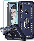 LeYi für Huawei P Smart 2019 Hülle Honor 10 Lite
