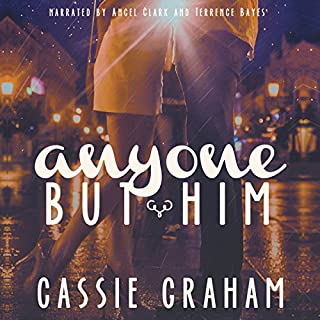 Anyone but Him audiobook cover art