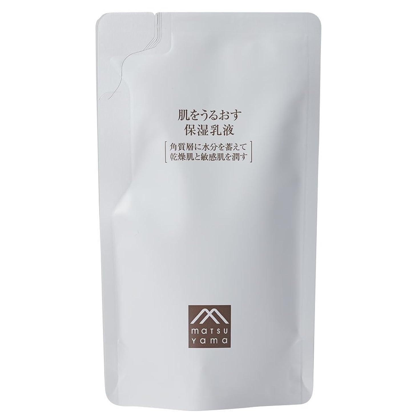 台風ペダル手当肌をうるおす保湿乳液 詰替用
