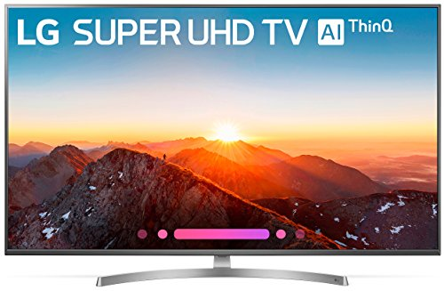 LG Electronics 65SK8000 65-Inch 4K Ultra HD Smart LED TV (2018 Model)