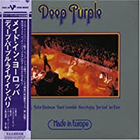 Made in Europe by Deep Purple (2006-05-02)