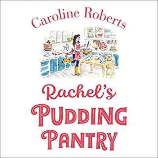 Rachel's Pudding Pantry audiobook cover art