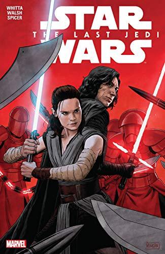 Star Wars: The Last Jedi Adaptation (Star Wars: The Last Jedi Adaptation (2018) Book 1) (English Edition)