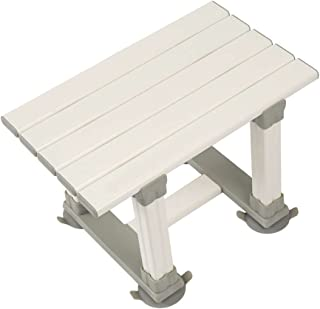 NRS Healthcare Slatted 150 mm/ 6 Inches Bath Seat (Eligible for VAT Relief in The UK)