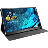 "Corprit Portable Monitor - 15.6"" Portable USB C..."